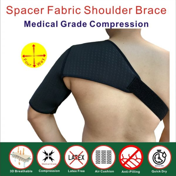 Spacer Fabric Shoulder sleeve