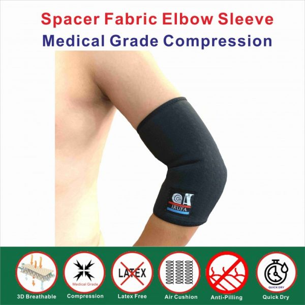 Spacer Fabric Elbow Sleeve