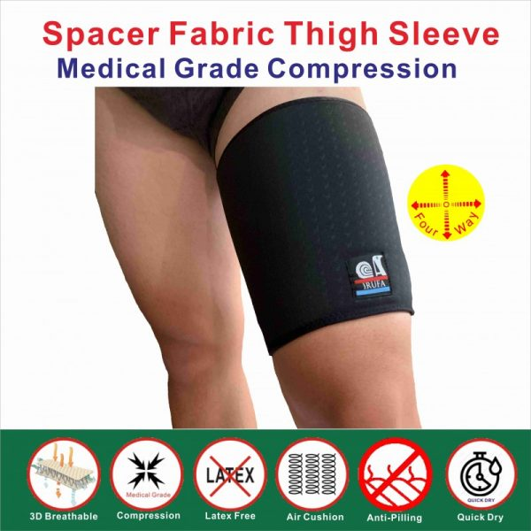 Spacer Fabric Thigh sleeve