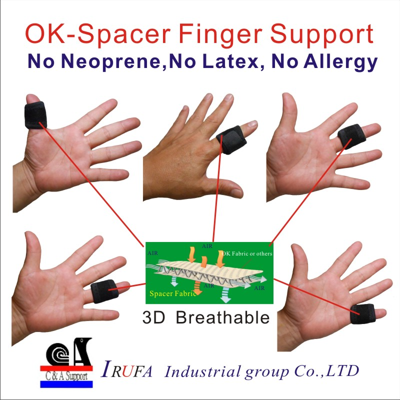 Breathable Finger brace