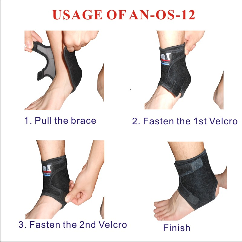 3D Breathable Ankle Brace