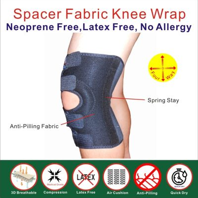 Spacer Fabric Knee Support