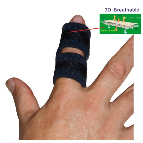 Spacer Fabric finger brace