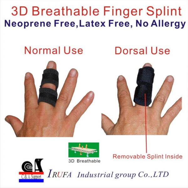 Spacer Fabric finger Wrap