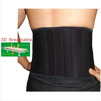 spacer fabric waist support