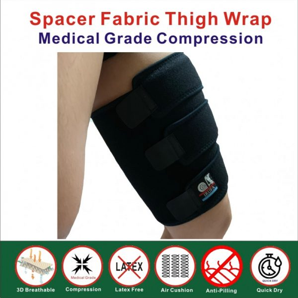 Spacer Fabric Thigh Wrap