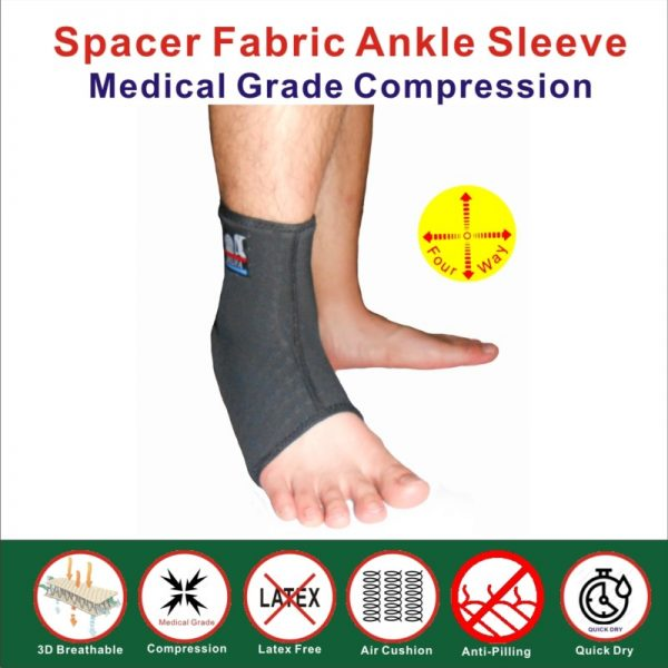 Spacer Fabric ankle sleeve