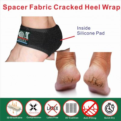 Cracked Heel Wrap