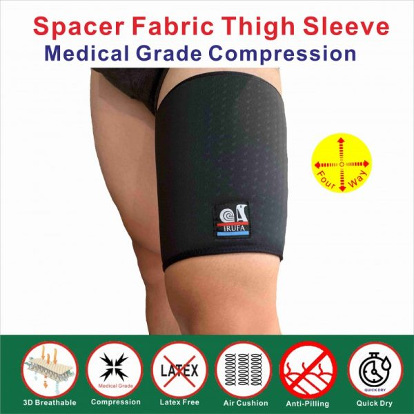 breathable thigh sleeve